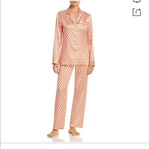 NWT Ginia silk and cotton pajamas